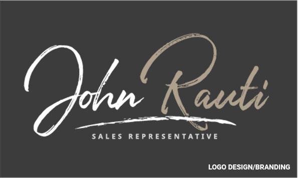 John Rauti Logo