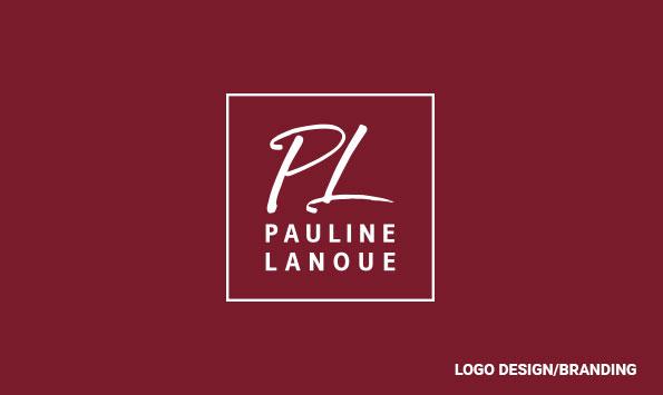 Pauline Lanoue Logo