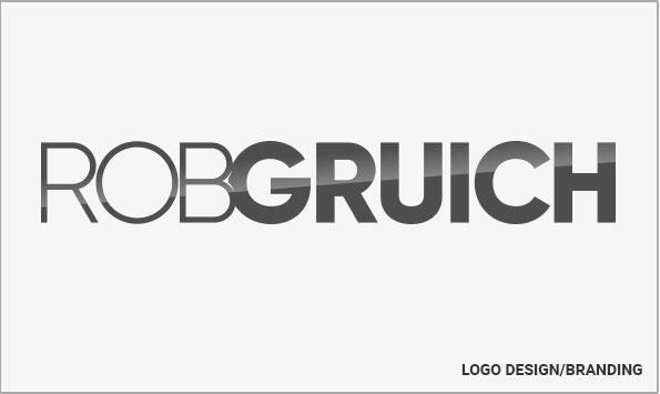 Rob Gruich Real Estate Agent Logo