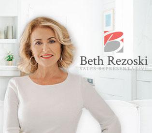 Beth Rezoski, Sales Representative