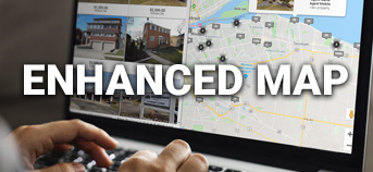 Introducing Enhanced Search on Map for All Real Estate Solution Websites