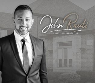 John Rauti, Sales Representative