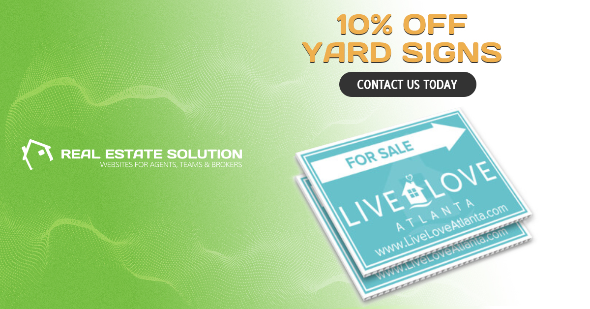 September Special: Get 10% Off Select Yard Signs, Car Magnets and Postcards